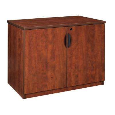 Legacy 29 in. Cherry Storage Cabinet