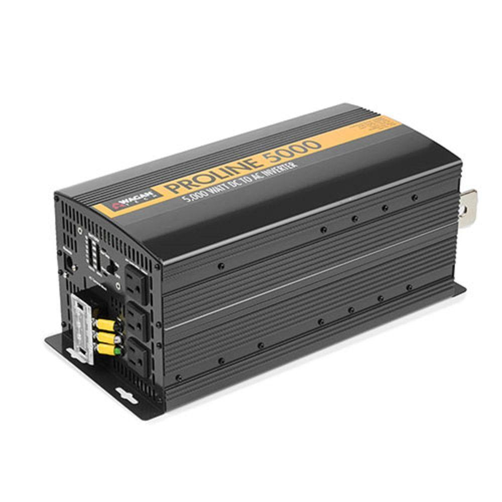 Inverters For Sale >> Wagan Tech Proline 5 000 Watt 10 000 Watt Inverter