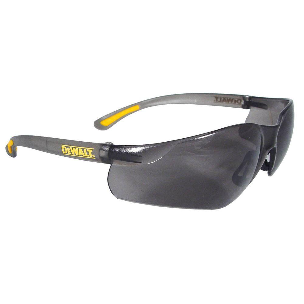 3f4b51d3866 DEWALT Safety Glasses Contractor Pro with Smoke Lens-DPG52-2C - The ...