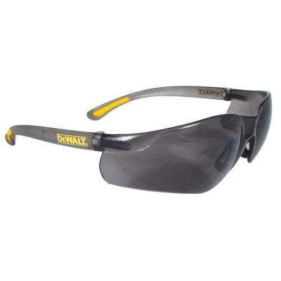 Safety Glasses Contractor Pro with Smoke Lens