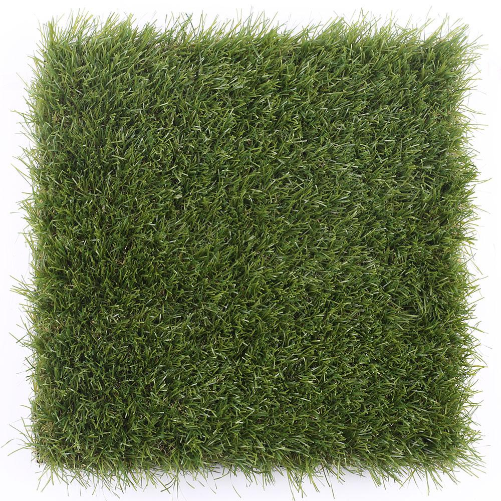 1 ft. x 1 ft. Quick Deck Outdoor Faux Zoysia Grass