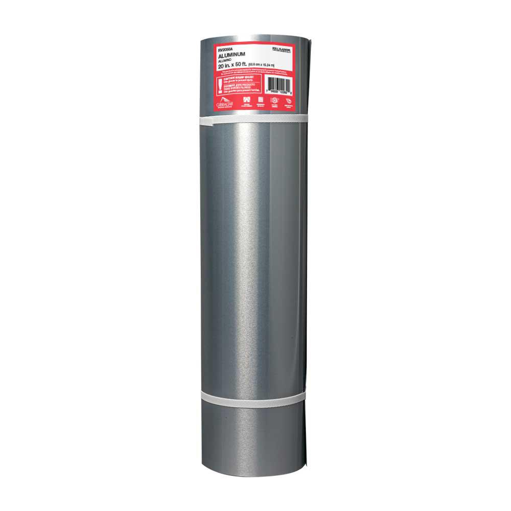 Gibraltar Building Products 20 In. X 50 Ft. Aluminum Roll