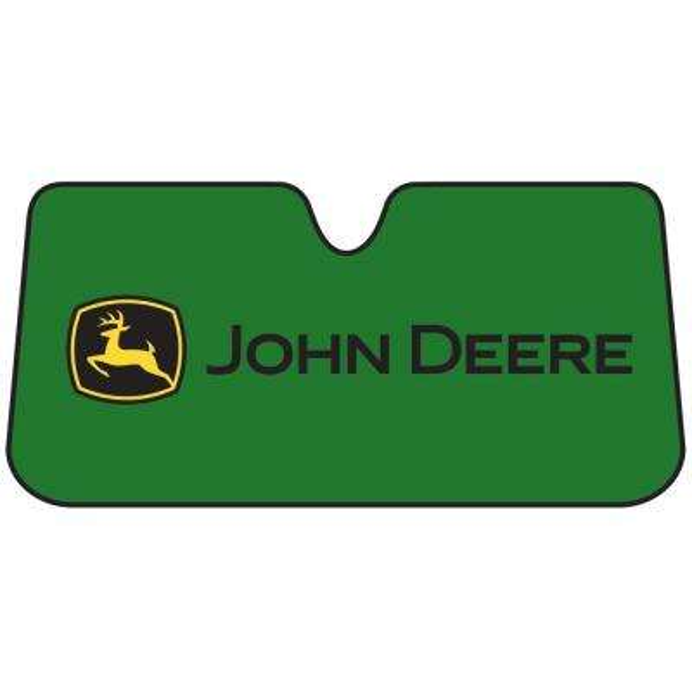 John Deere Accordion Windshield Sunshade