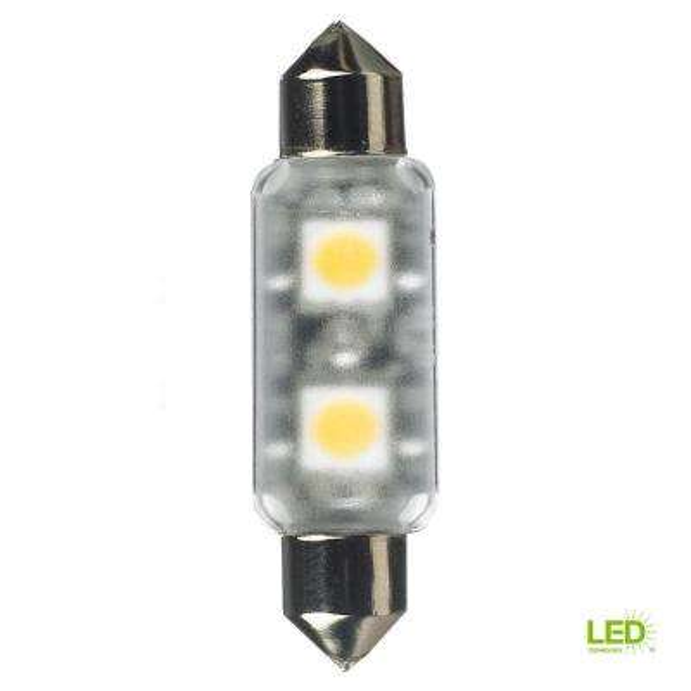 12-Volt LED Frosted Festoon Lamp (3000K)