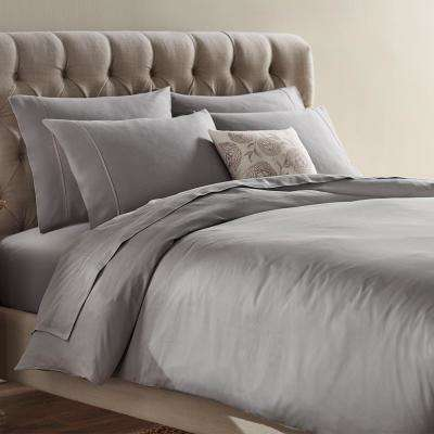 Naples Titanium King Duvet