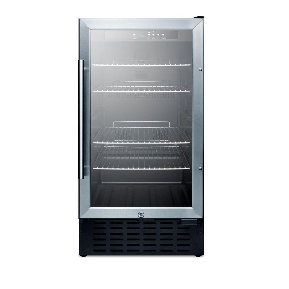 Summit Appliance 15 In Cu Ft Mini Refrigerator