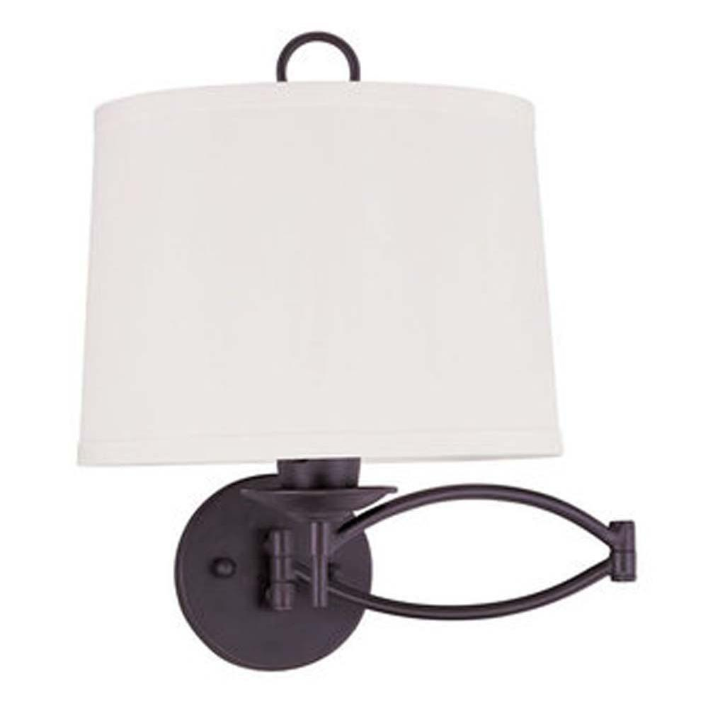 Providence 1 Light Bronze Incandescent Wall Sconce