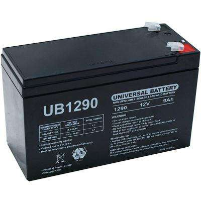 12V 9Ah F1 AGM Battery