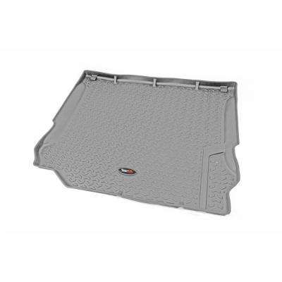 Cargo Liner Gray 2007-2010 Jeep Wrangler JK 2 or 4 Door