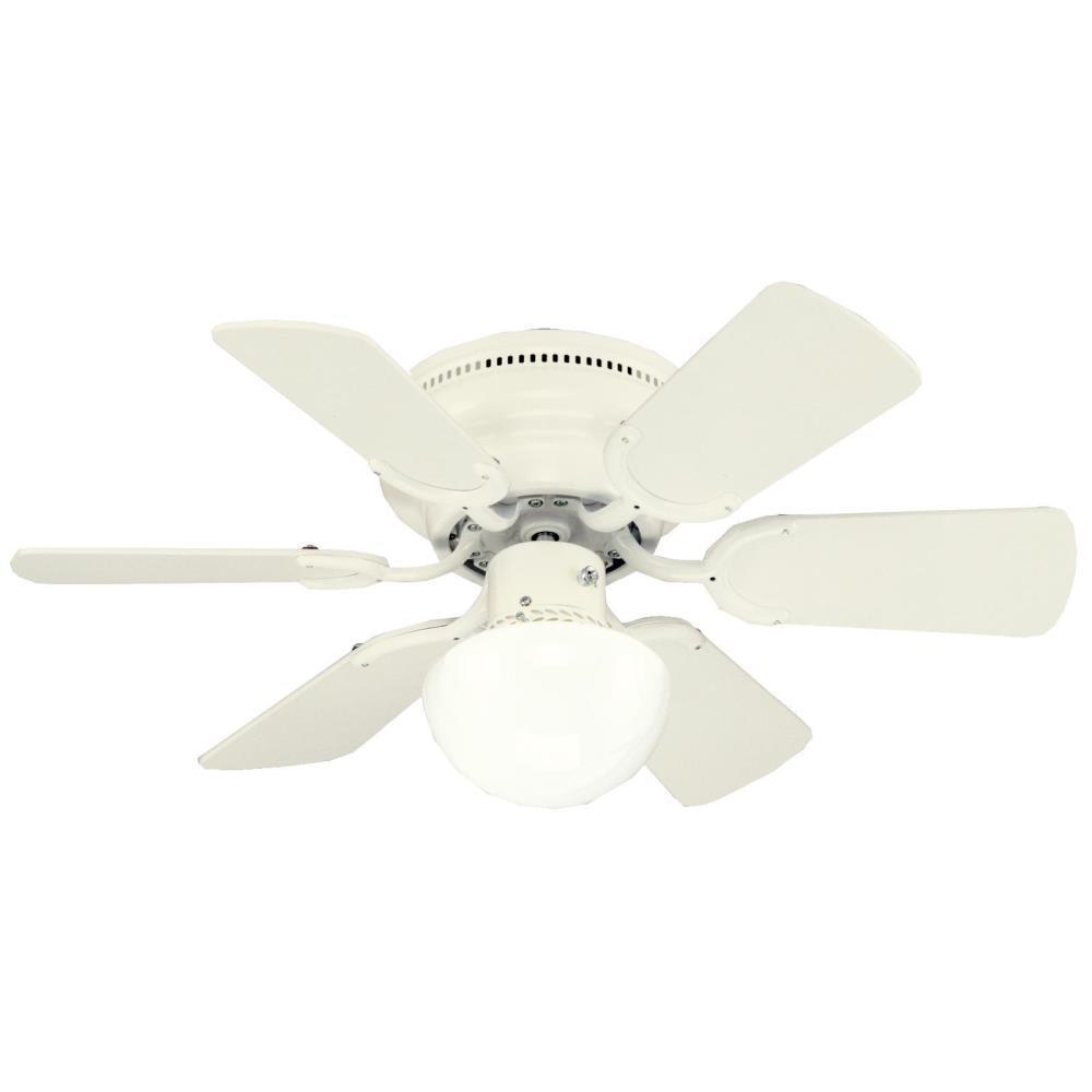 30 ceiling fan brushed nickel westinghouse petite 30 in white ceiling fan fan7213500 the home depot