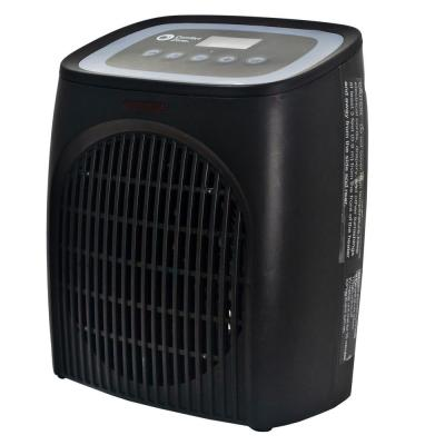 5120 BTU Digital Compact Heater Fan-Forced Furnace with 24-Hour Timer