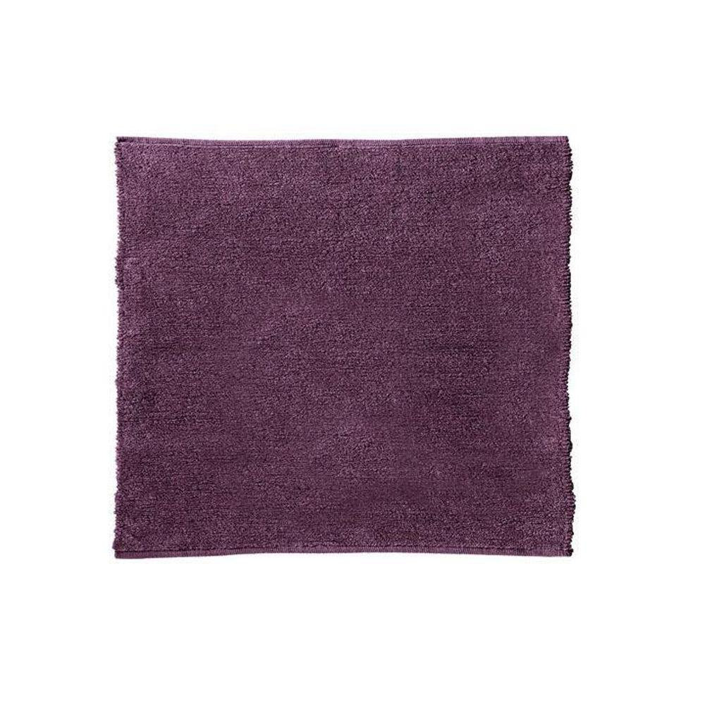 Home Decorators Collection Royale Chenille Plum 8 Ft