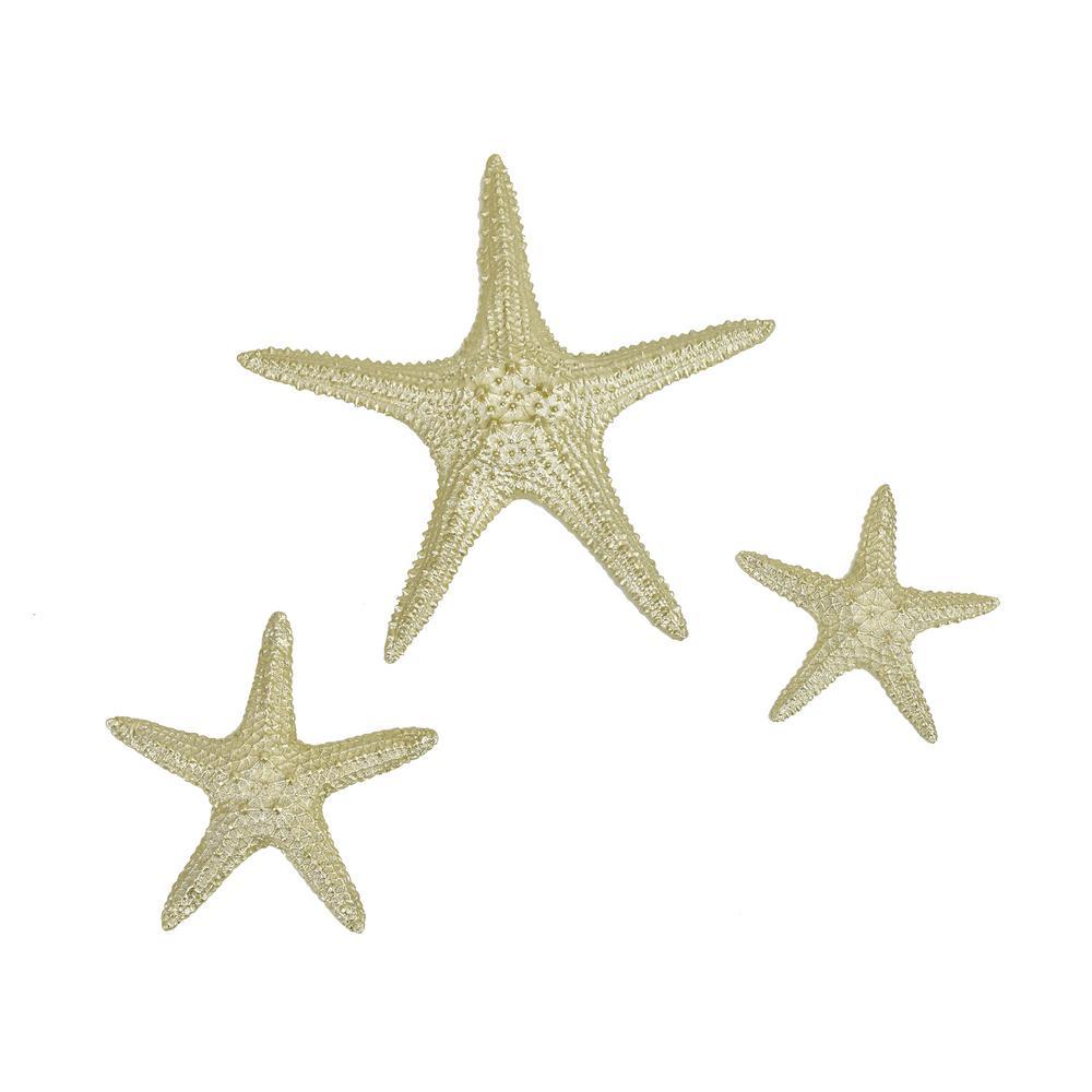 Yelton Platinum Starfish Set