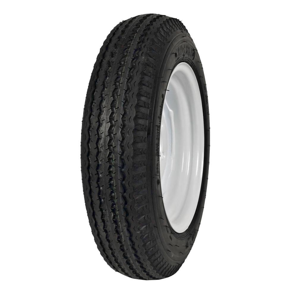 Martin Wheel 480-12 Load Range B Trailer Tire