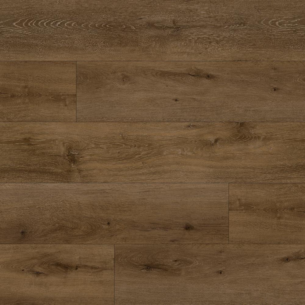 MSI Piedmont Highlands 7 in. x 48 in. Rigid Core Luxury Vinyl Plank Flooring (23.8 sq. ft./case)