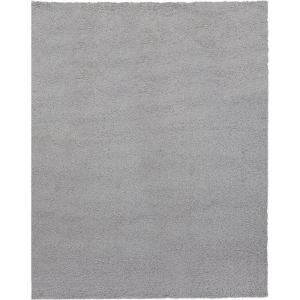 Click here to buy  Shaggy Gray 7 ft. 10 inch x 9 ft. 10 inch Area Rug.