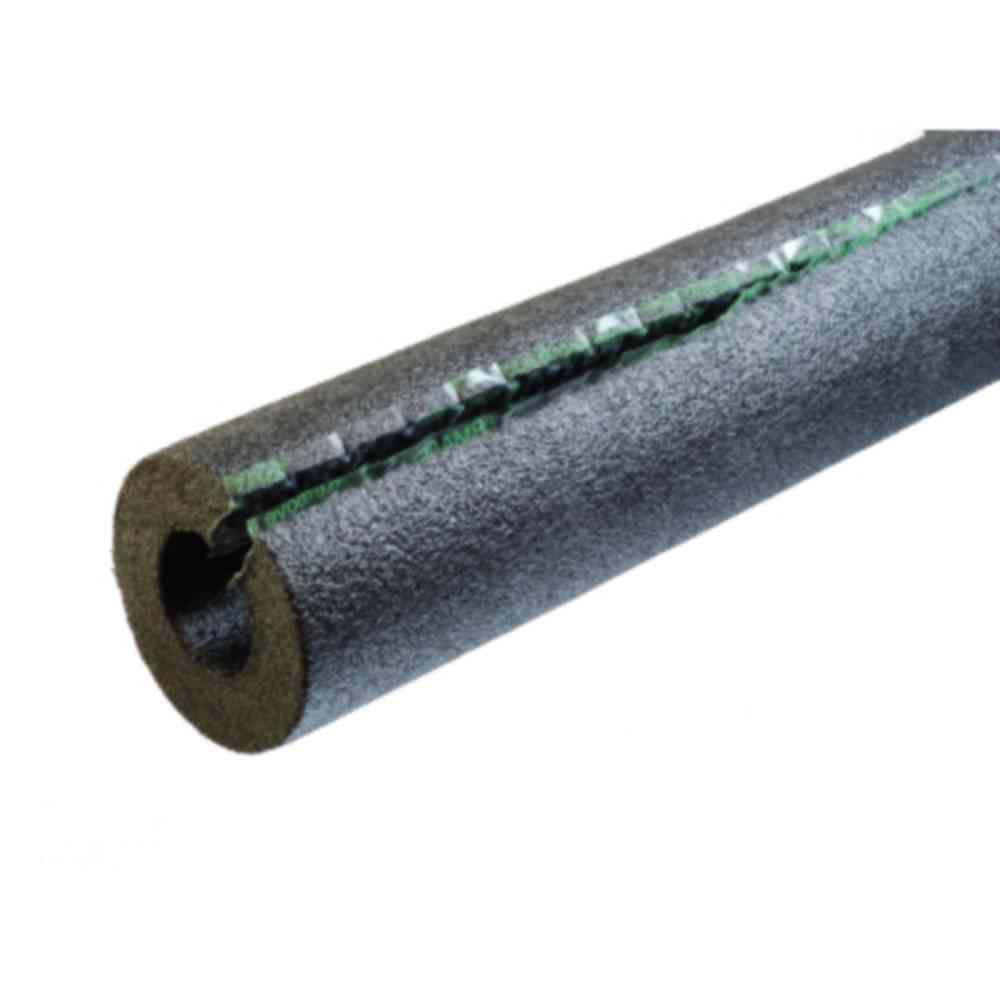 Self Seal 2-1/2 in. IPS x 1 in. Polyethylene Foam Pipe Insulation - 30 Lineal Feet/Carton