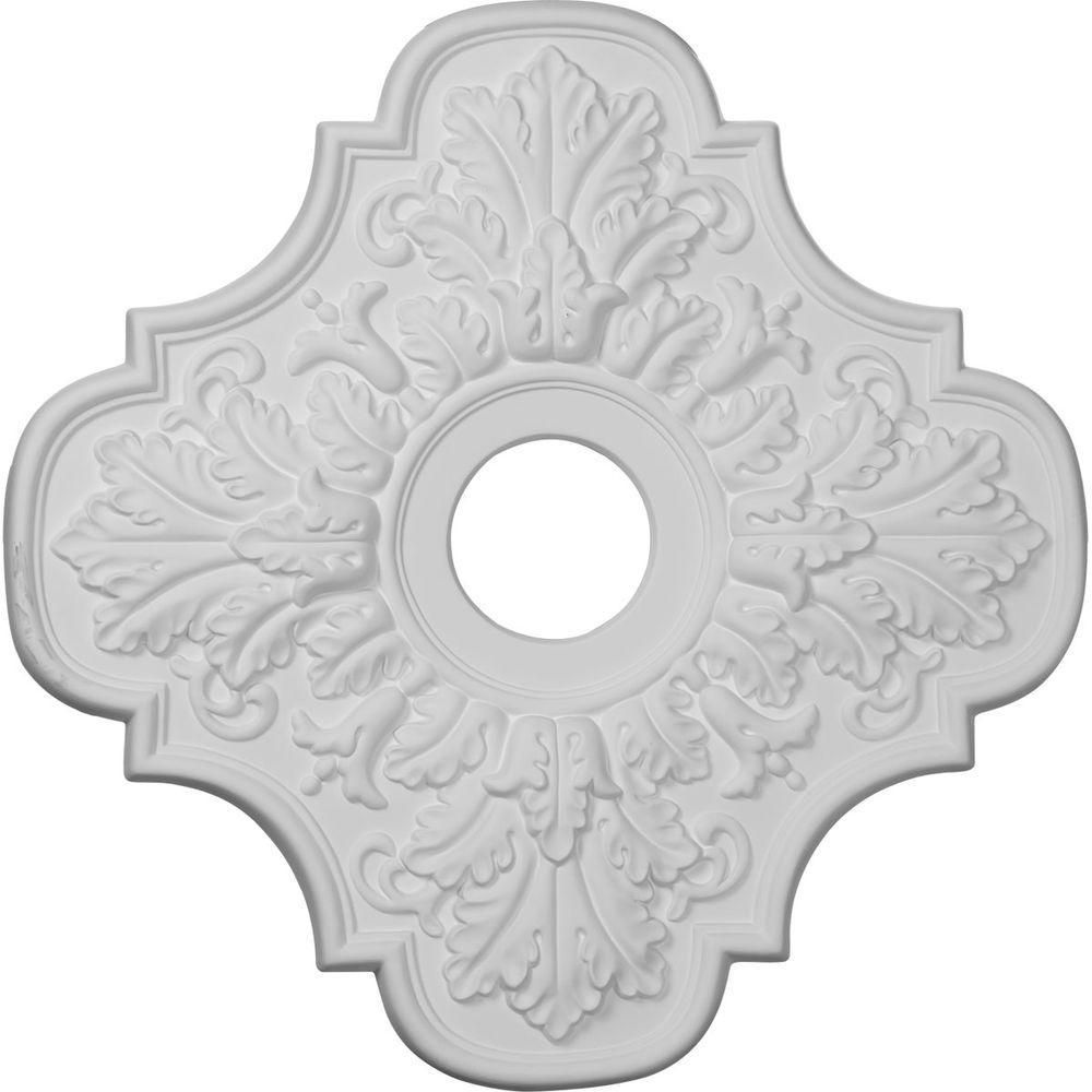 17-3/4 in. Peralta Ceiling Medallion