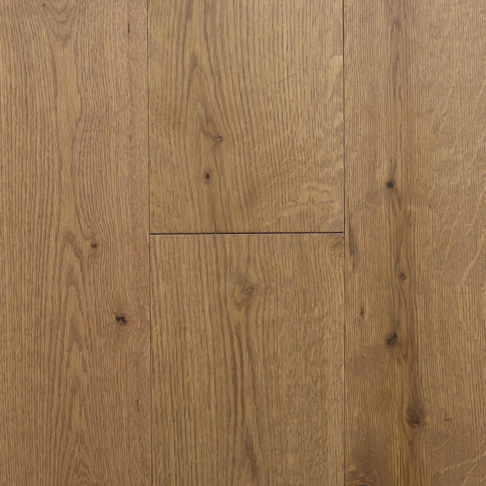 Take Home Sample - Castlebury Weathered Cottage Brushed White Oak Engineered