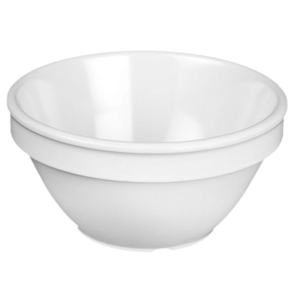 Restaurant Essentials Coleur 8 oz., 4-1/4 in. Bouillon Cup in White (12-Piece)