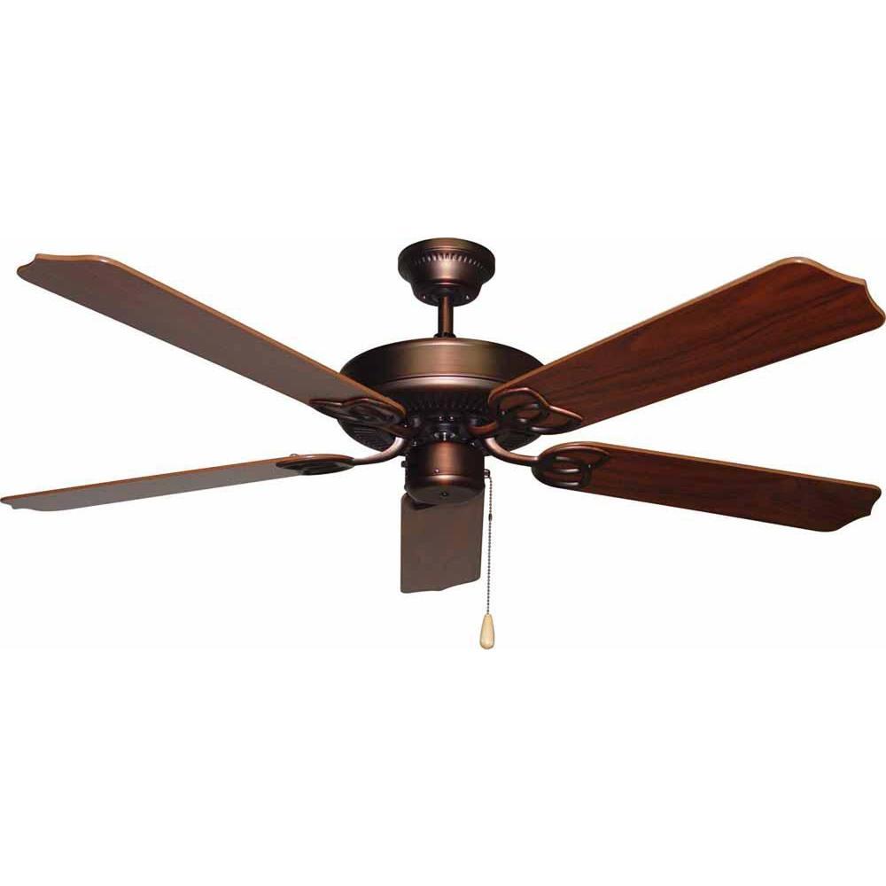 Lenor 52 in. Florence Bronze Indoor Ceiling Fan