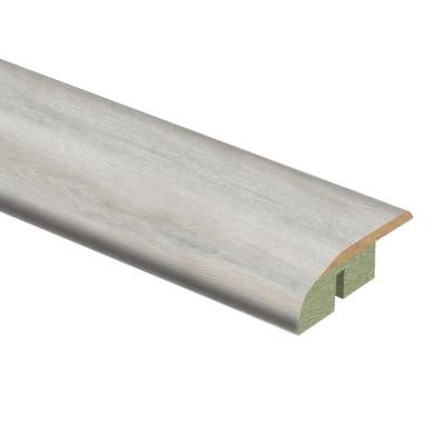 Ackland Oak 1/2 in. Thick x 1-3/4 in. Wide x 72 in. Length Laminate Multi-Purpose Reducer Molding