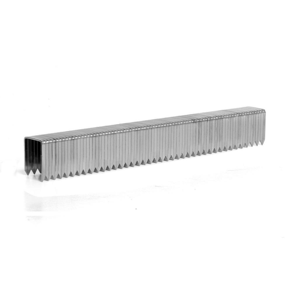 Arrow Fastener T50 17/32 in. Leg x 3/8 in. Crown 3/8-Gauge Galvanized Steel Ceiltile Staples (1,250-Pack)