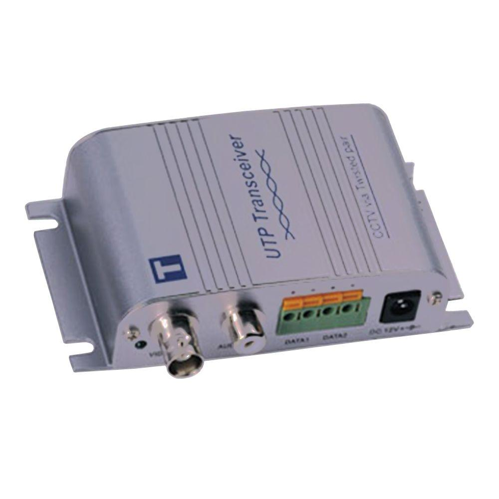 SeqCam 1-Channel Transmitter/Receiver with Audio This SeqCam 1 channel transmitter or receiver with audio port allowing transmitting video signals from camera via BNC cable. When used as transmitter in pair with an active receiver. It can send the video signals over distances up to 1500 m, preserving their original quality.