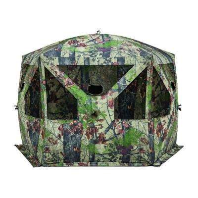 Pentagon Hunting Blind- First 5 Sided Hub Blind
