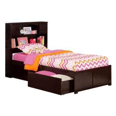 Solid Wood Twin Beds Headboards Bedroom Furniture The Home