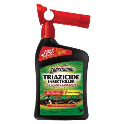 Triazicide 32 oz. Ready-to-Spray Lawn Insect Killer (6-Pack)