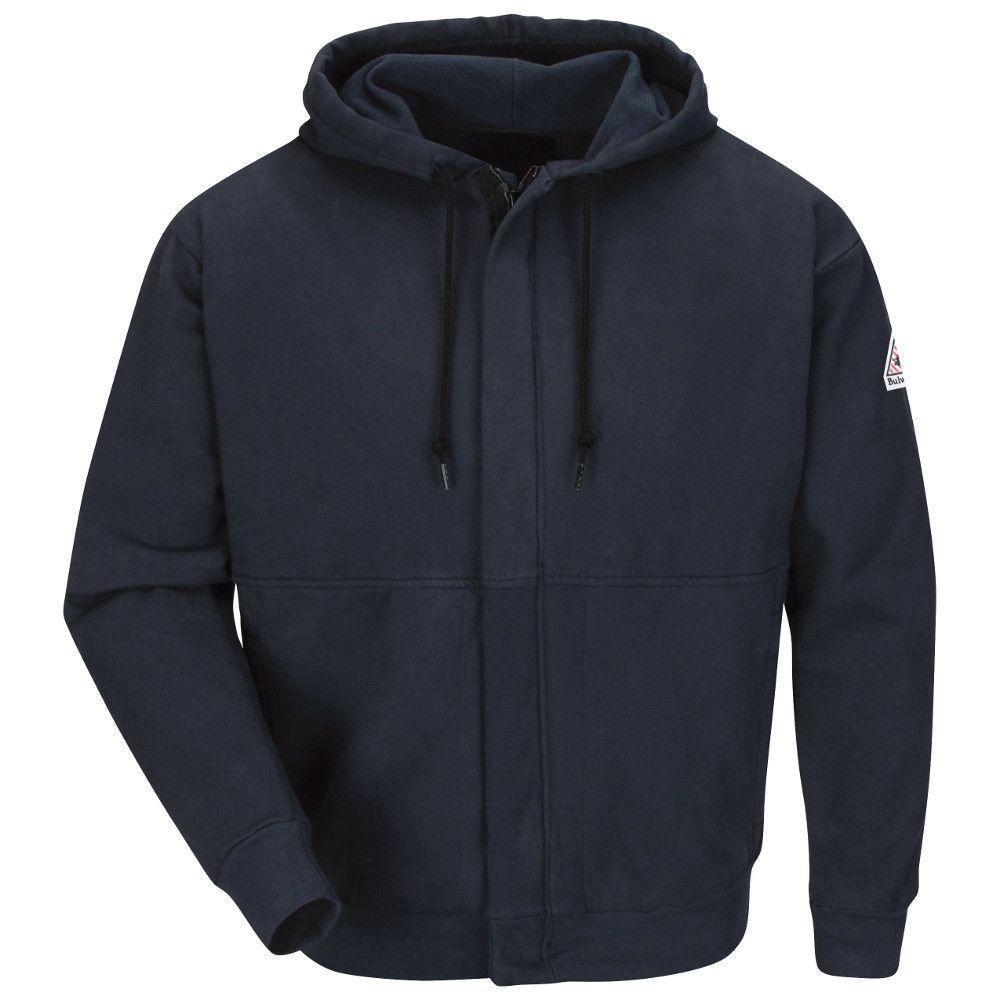 Men's RG 3X-Large Navy Hooded Sweatshirt