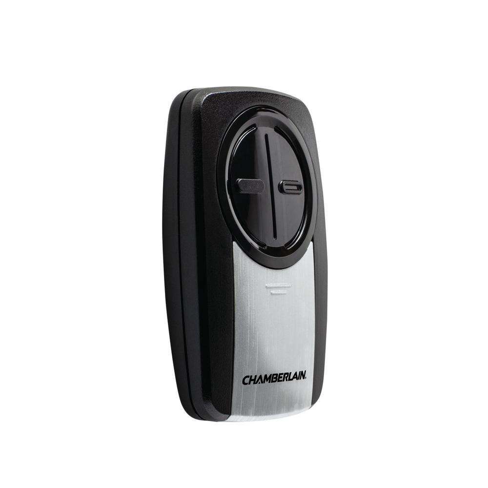 Universal Clicker Stainless Steel Garage Door Remote Control