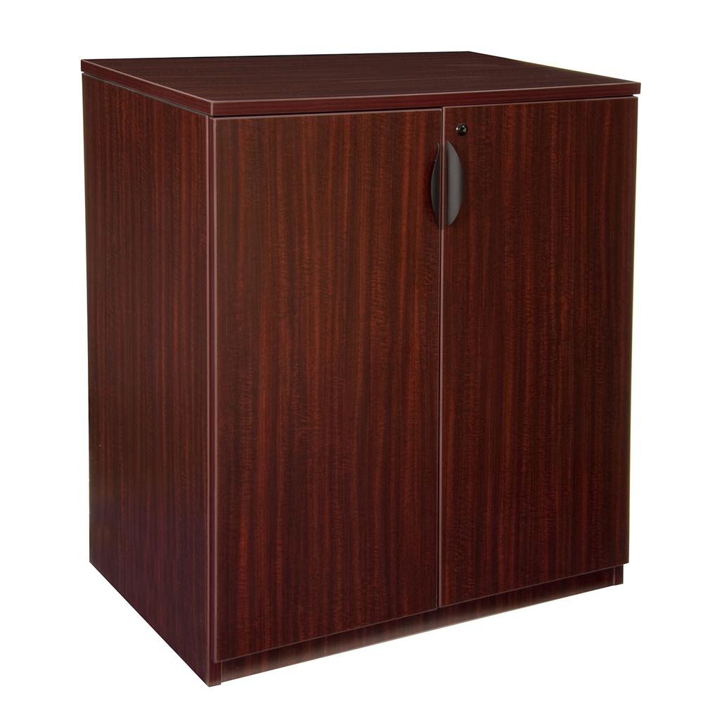 Mahogany Cabinets: Regency Legacy Mahogany Stand Up Storage Cabinet