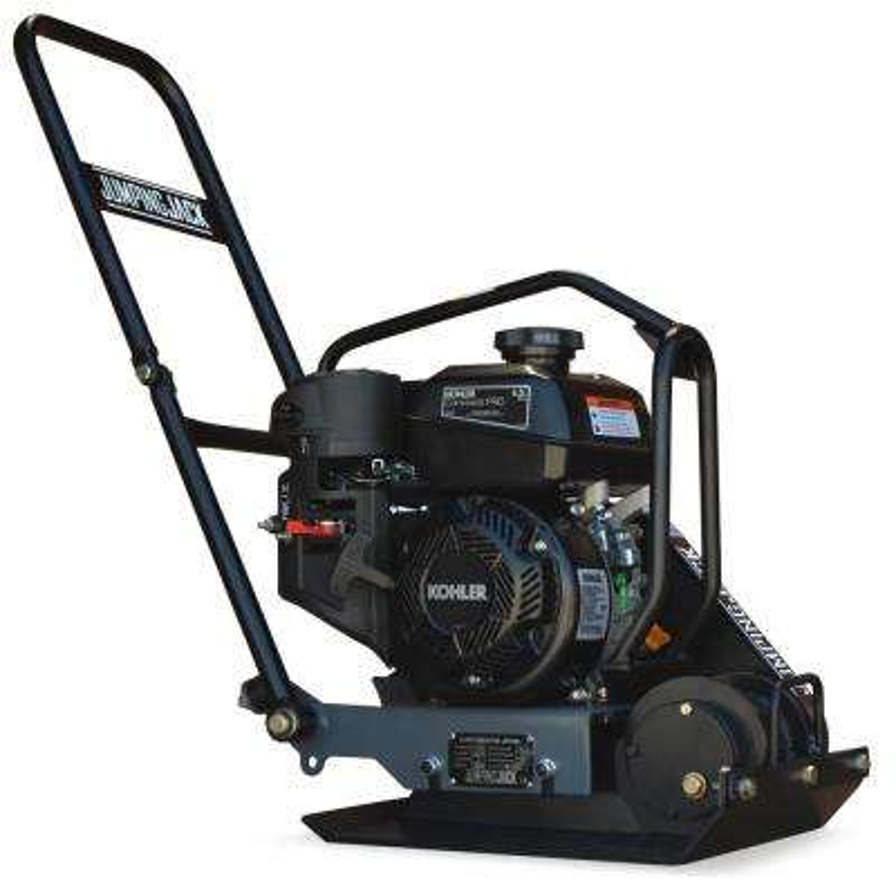 Vibratory Plate Compactor Asphalt/Soil Compaction with Kohler Engine