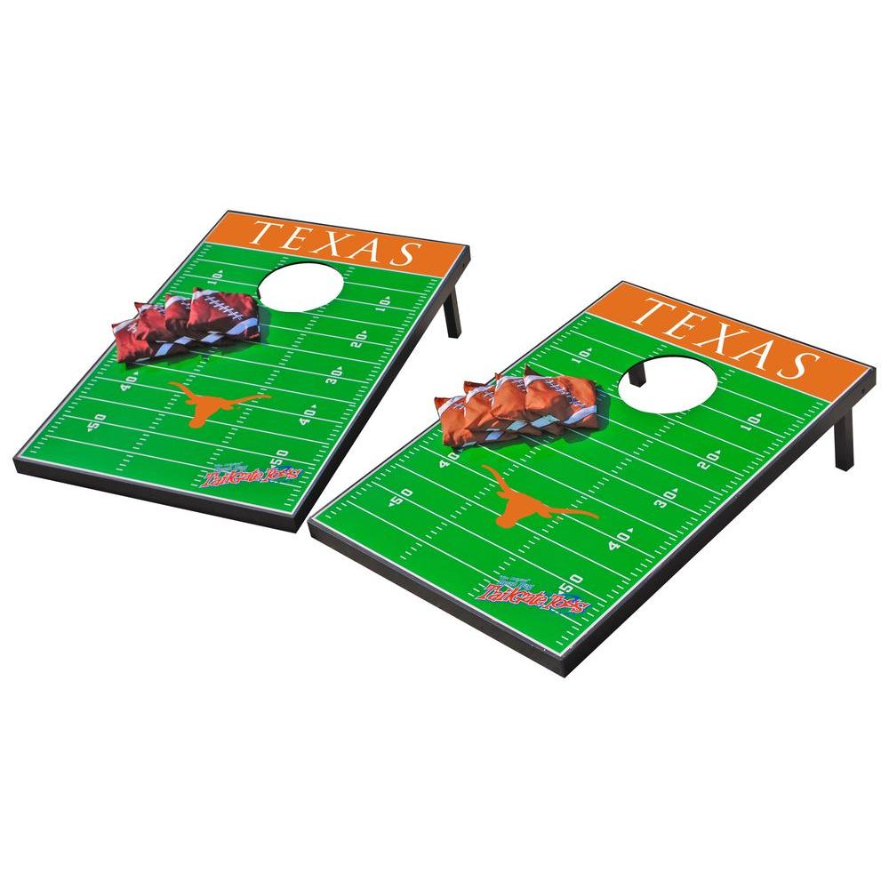 Wild Sports Texas Longhorns Tailgate Cornhole Toss