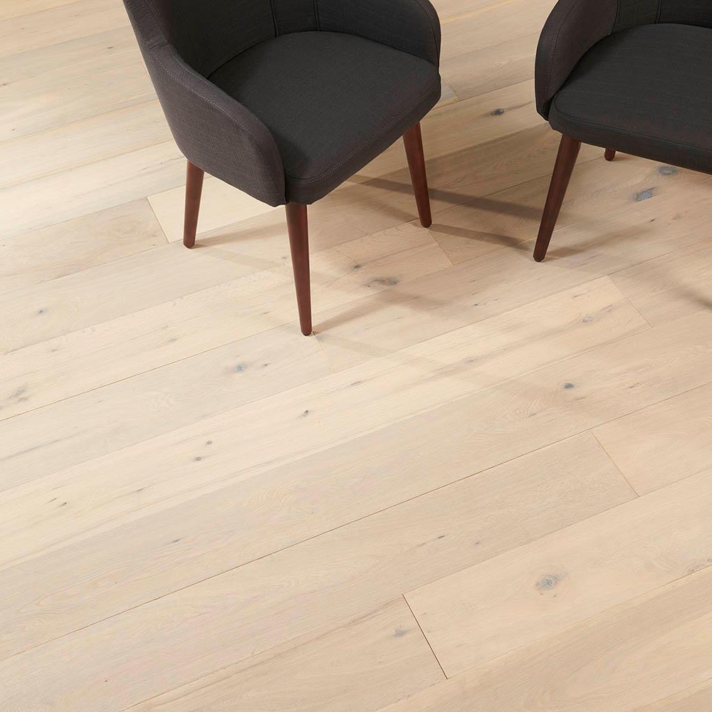 Take Home Sample - Warwick Oak Engineered Hardwood Flooring - 7-31/64 in. x 8 in.