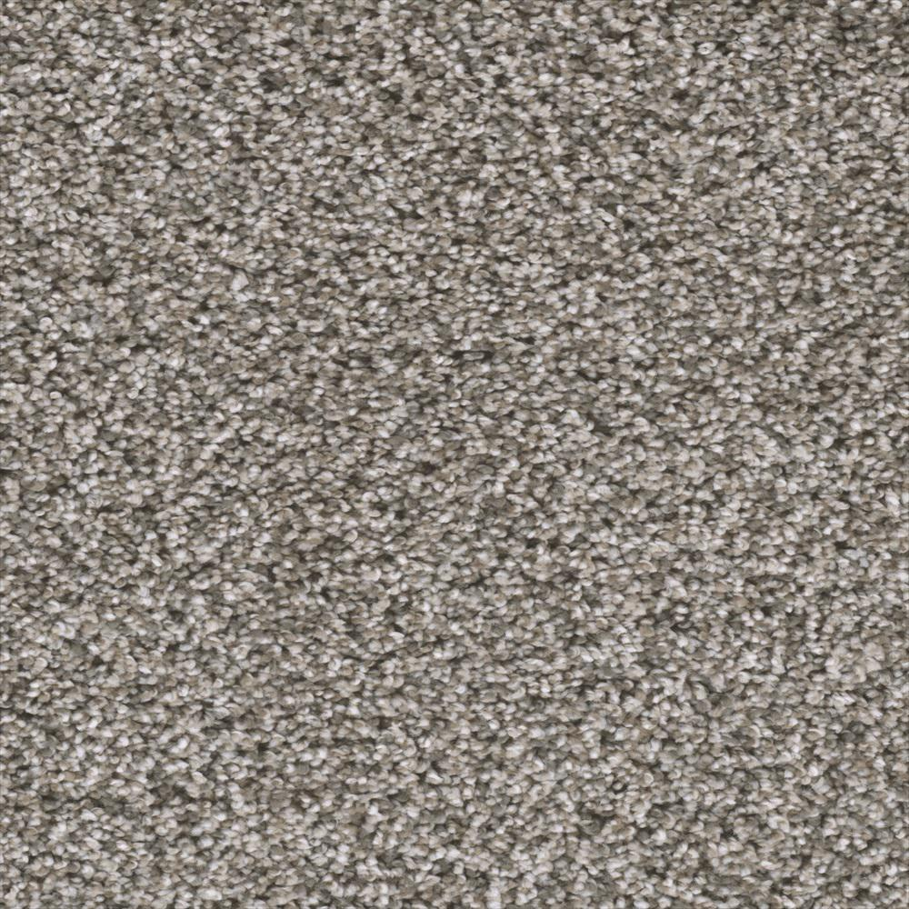 Home Decorators Collection Fall Skies I - Color Patchwork Texture 12 ft.  Carpet