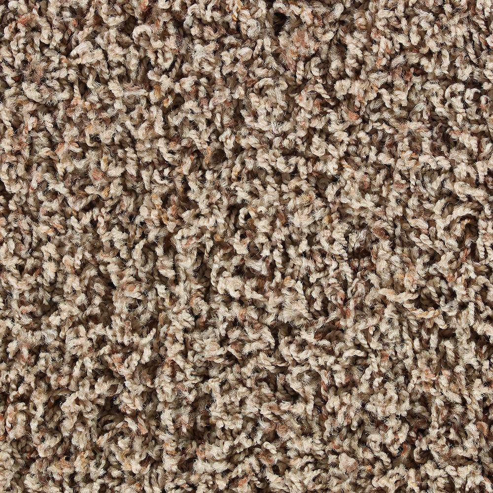 Martha Stewart Living Chequers Wild Turkey - 6 in. x 9 in. Take Home Carpet Sample-DISCONTINUED