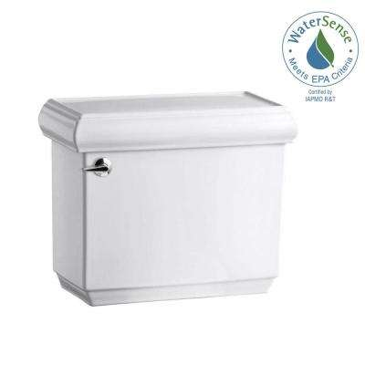 Memoirs Classic 1.28 GPF Single Flush Toilet Tank Only with AquaPiston Flush Technology in White