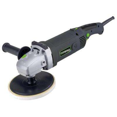 11 Amp 7 in. Variable Speed Sander/Polisher