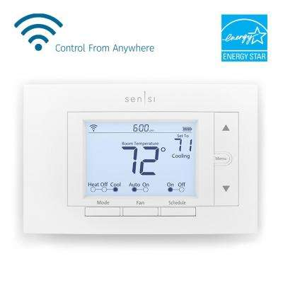 Sensi Wi-Fi Thermostat for Smart Home