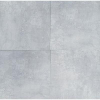Beton Gray 24 in. x 24 in. Matte Porcelain Paver Floor and Wall Tile (14 pieces / 56 sq. ft. / pallet)