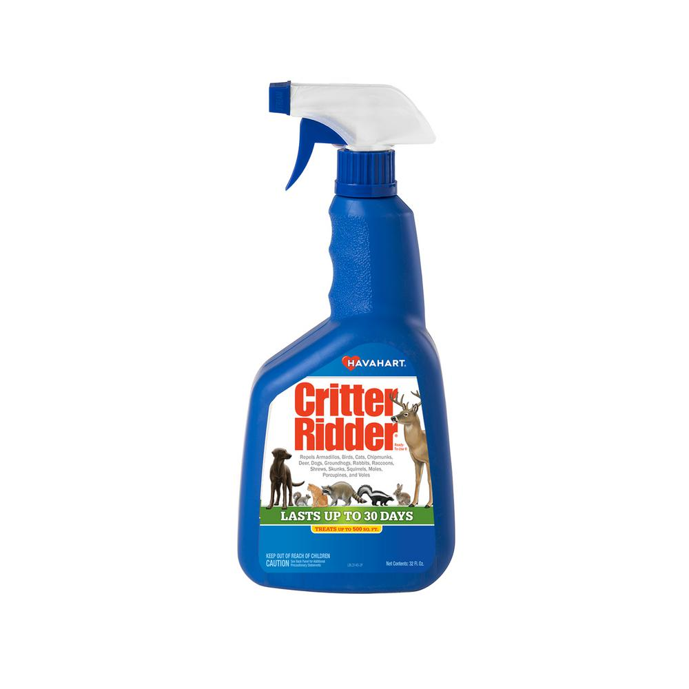 Havahart Critter Ridder II 32 oz. Ready-to-Use Animal Repellent