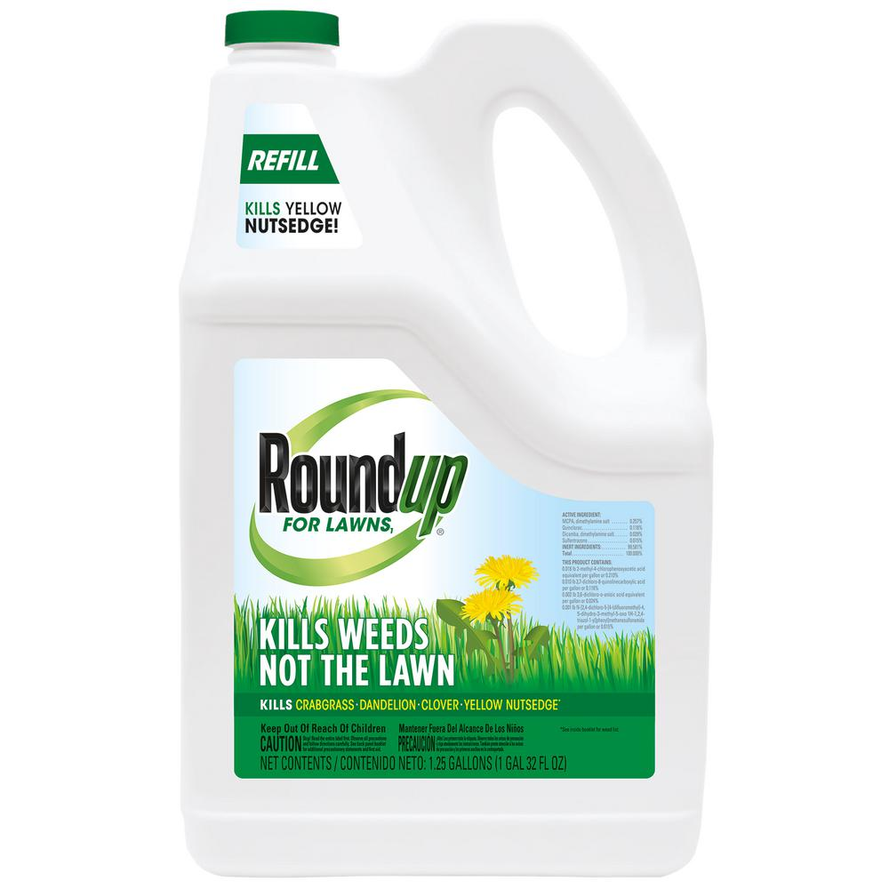 Roundup For Lawns 1 Ready To Use Refill 25 Gal Northern