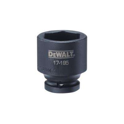 1/2 in. Drive 29 mm 6-Point Impact Socket