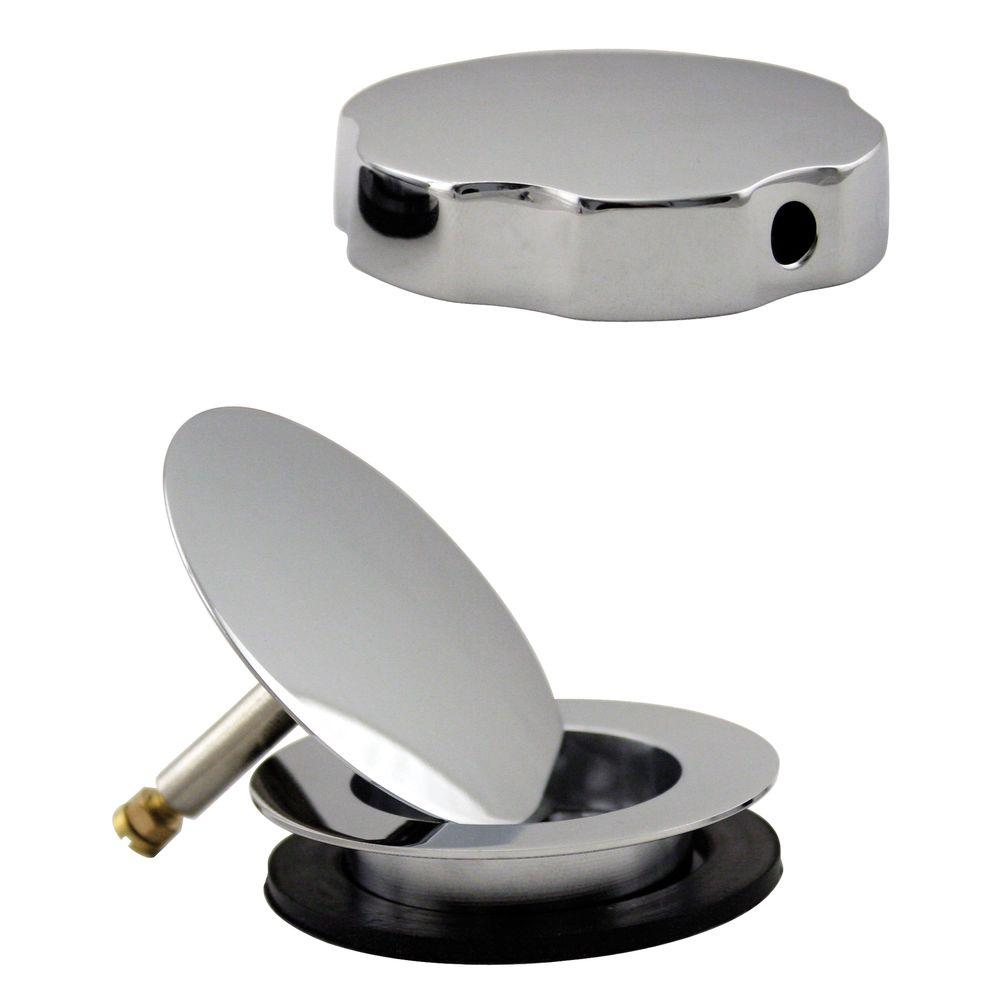 Westbrass Replacement Drain And Handle For Cable Drive