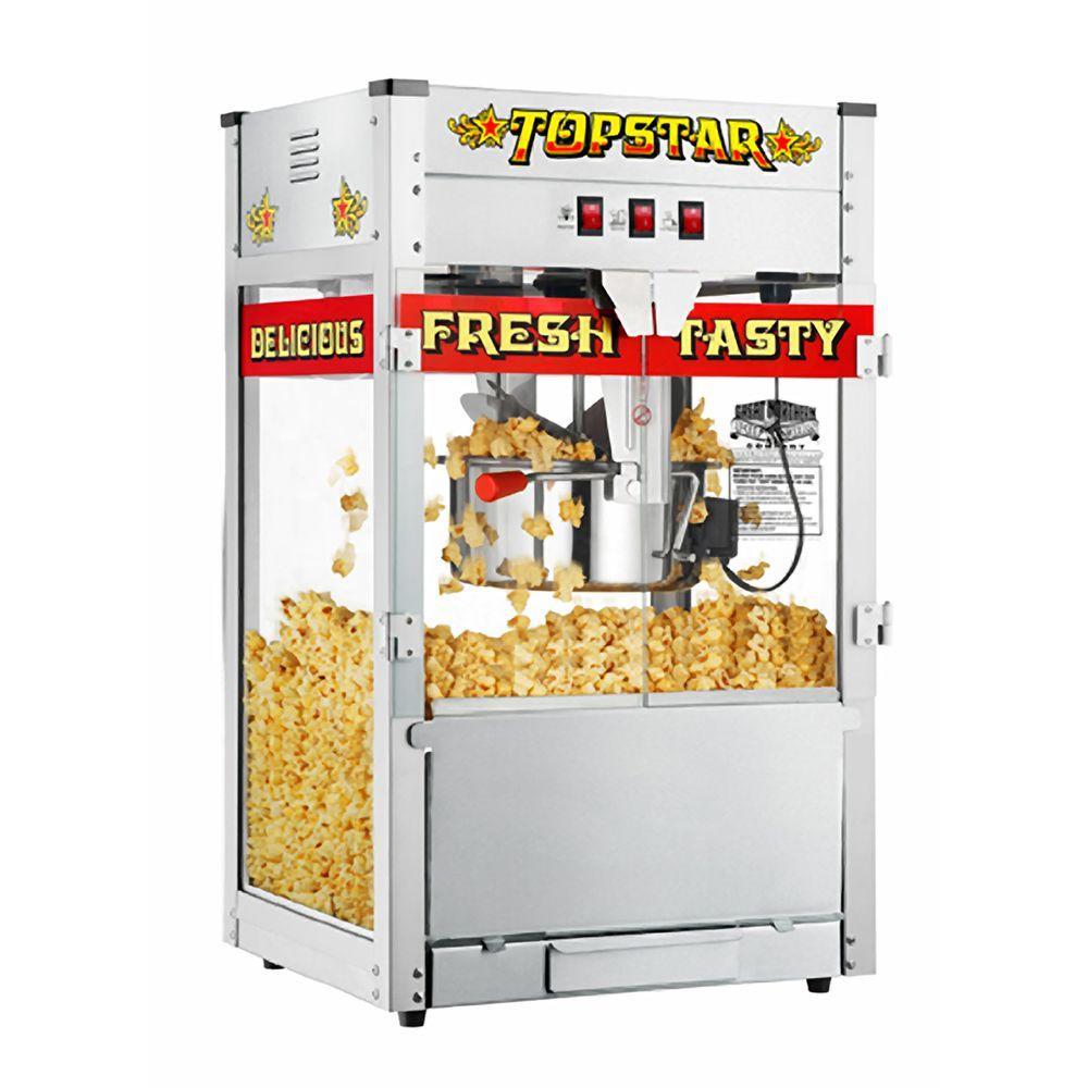 Top Star 12 oz. Popcorn Machine