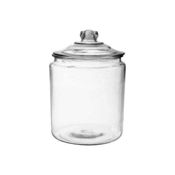Anchor Hocking 2 gal. Heritage Hill Jar with Cover 69372T12