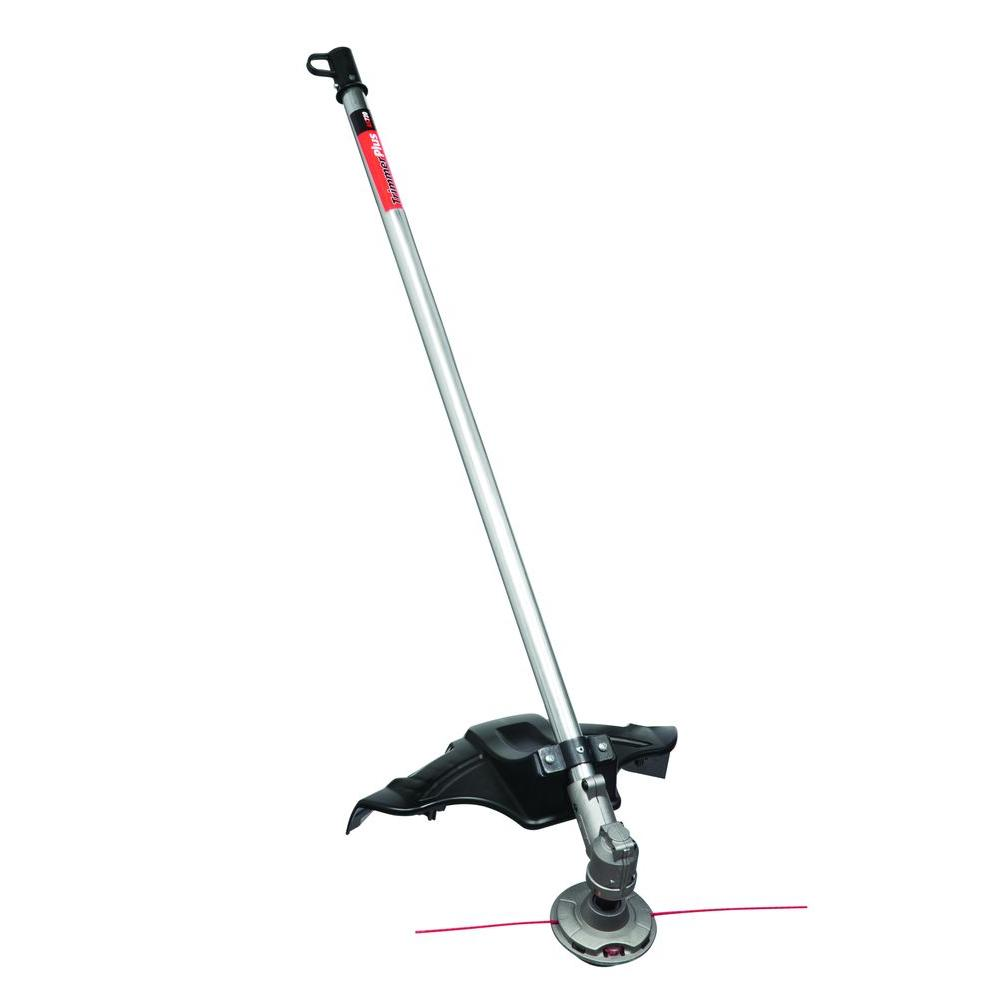 TrimmerPlus Add-On 0 105 in  Fixed Line 34 in  Extended Straight-Shaft  Trimmer Attachment